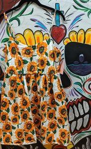 Sunflower a line